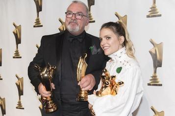 Les finalistes pour les prix ARTIS dévoilés)