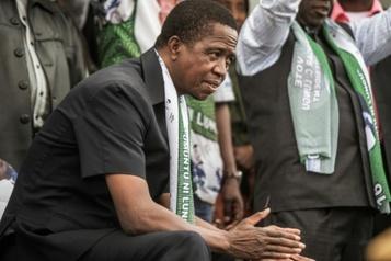Zambie: un adolescent de 15 ans arrêté pour avoir « diffamé » le président