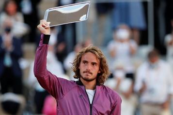 Roland-Garros Stefanos Tsitsipas a perdu sa grand-mère avant la finale)