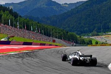 Feu vert pour la F1 en Autriche, la saison peut démarrer)