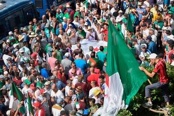 Algérie: les étudiants manifestent pour la 25esemaine, malgré les vacances