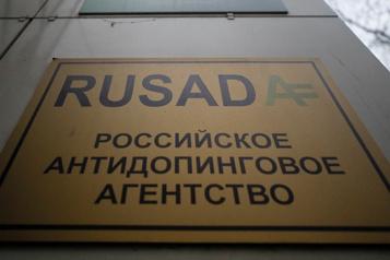 Dopage Cinq mois supplémentaires de suspension pour la Russie)