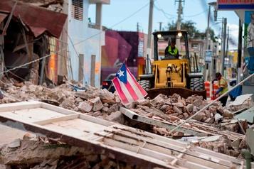 Un puissant séisme touche à nouveau PortoRico