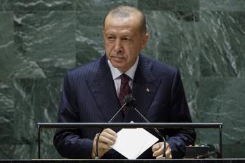 Accord sur l'aéroport de Kaboul Erdoganattend l'instauration d'un gouvernement afghan «inclusif»)
