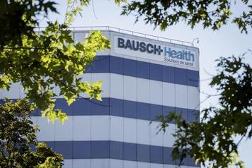 Bausch Health versera 94millions pour régler une action collective)