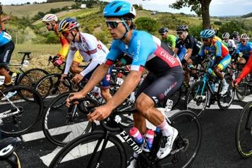 Mondiaux de cyclisme sur route Une 17eplace et une leçon pour Guillaume Boivin)