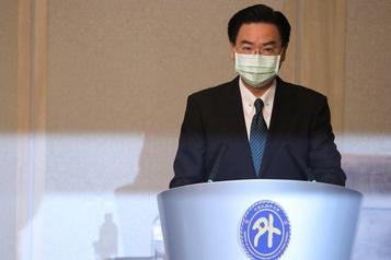 Taïwan redoute de devenir «le prochain Hong Kong»)