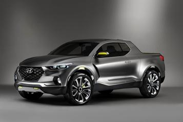 Hyundai confirme la mise en production d'une camionnette compacte