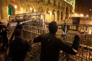 Deuxième journée de violences au Liban: 145 blessés