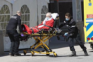 COVID-19: 81 décès de plus au Québec)