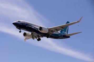Boeing prédit un marché de 8700 avions en Chine d'ici 2040)