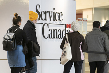 Service Canada rouvre progressivement ses bureaux)