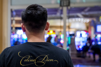 Céline Dion à Las Vegas «Un point de rassemblement pour les fans»)