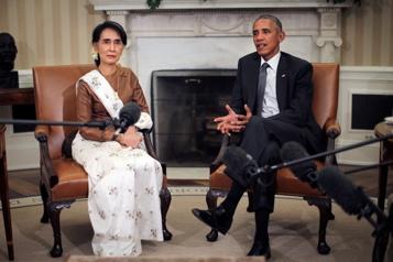 Birmanie Aung San Suu Kyi pas autorisée à voir ses avocats, son audience reportée)