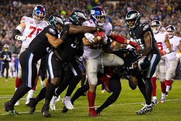 La règle sur l'obstruction sème l'anxiété dans la NFL