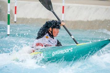 Kayak: «Une grande fierté» pourFlorence Maheu
