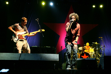 Rage Against the Machine au FEQ… en 2022 !)
