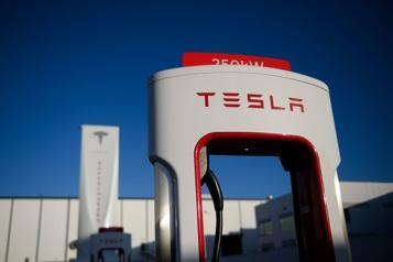 États-Unis Tesla rappelle 135000 voitures pour un problème de sécurité