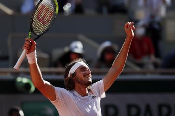 Roland-Garros Une finale Tsitsipas-Djokovic)