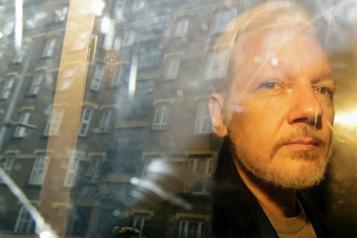 La détention d'Assange ternit la réputation du Royaume-Uni, dit WikiLeaks)