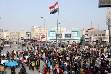 Irak Un manifestant tué dans le sud, le deuxième de la semaine )