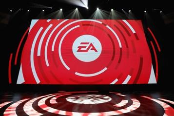 Peu de gains pour Electronic Arts malgré la pandémie)