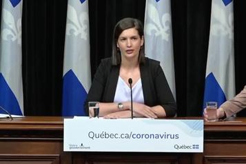 Québec ferme huit régions alors que le bilan s'alourdit