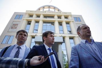 Élections du 19septembre La Russieva déclarer inéligibles les partisans de Navalny )