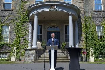 Élections au Nouveau-Brunswick: Higgs charmera-t-il les francophones? )
