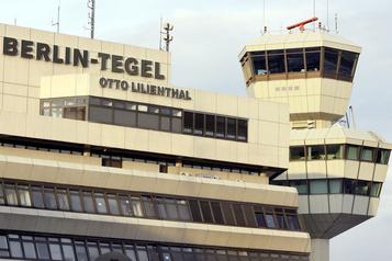 L'aéroport de Tegel restera ouvert jusqu'à l'automne)