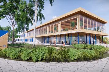 Québec présente une nouvelle signature visuelle pour les écoles