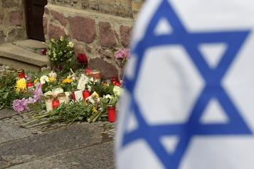 Attentat antisémite: l'Allemagne veut combattre l'extrémisme de droite