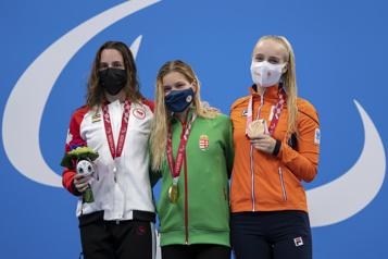 Jeux paralympiques Une cinquième médaille à Tokyo pour Aurélie Rivard)