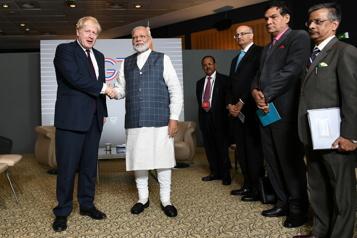 À cause de la COVID-19 Le premier ministre indien n'ira pas en Angleterre pour le G7)