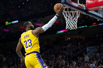 LeBron James, 3emeilleur marqueur de tous les temps