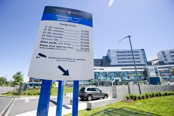 Tarifs réduits dansles stationnements d'hôpitaux dès le 20juin )