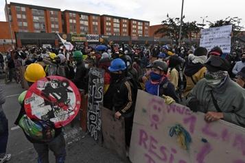 Colombie Nouvel appel à manifester après l'échec de la réunion avec le président)