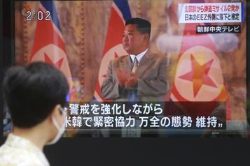 Tir de missiles nord-coréens Washington condamne Pyongyang, appelle au dialogue)