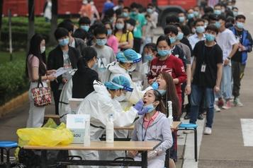 Chine: 10 millions d'habitants testés à Wuhan, 300 positifs)