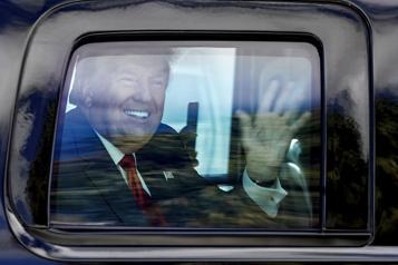 Biden face à des républicains sous l'emprise de Trump )