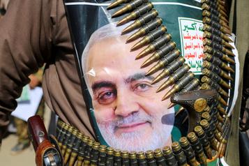 Général iranien tué en Irak: l'Iran veut poursuivre 36 personnes, dont Trump)