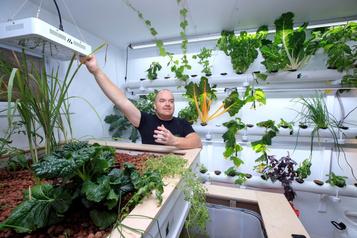 Planète bleue, idées vertes: l'autonomie alimentaire, même en hiver
