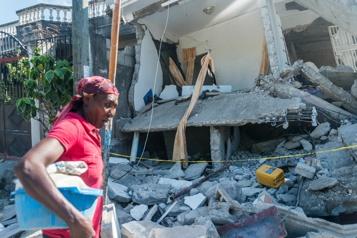 Séisme en Haïti La Croix-Rouge invite les Canadiens à donner à un fonds d'aide)