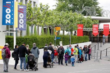 Une gardienne du zoo de Zurich mortellement blessée par un tigre)