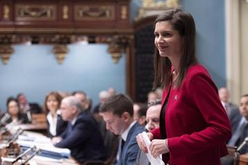 La grossesse de la vice-première ministre ravive un débat sur le RQAP