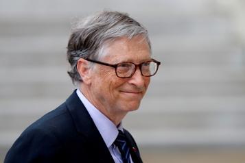 Bill Gates égratigné par des révélations de relation extraconjugale)