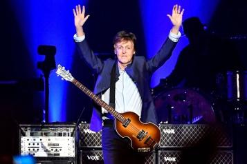 Mémoires Paul McCartney: ma vie en (154) chansons )