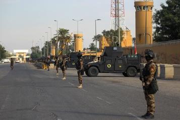 Irak Cinq civils tués dans une nouvelle attaque visant les Américains)