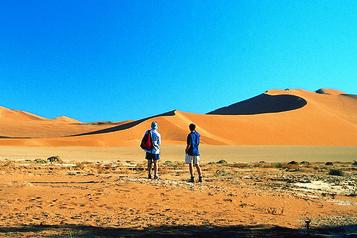 La Namibie prête à réaccueillir des touristes étrangers)