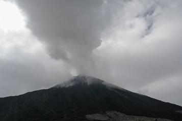 Guatemala Trois volcans placés sous surveillance renforcée)